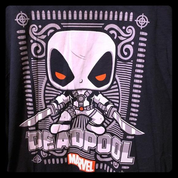 Marvel Other - Marvel/Funko Deadpool T-Shirt, 3XL